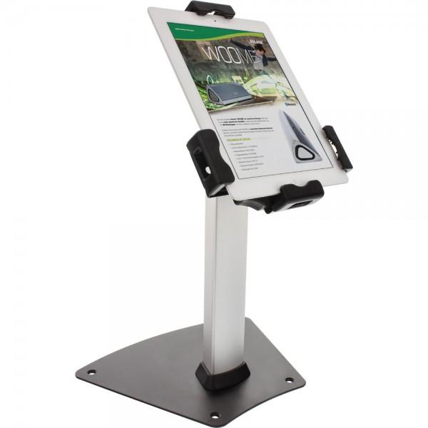 """InLine® Tablet-Thekenhalterung zur Präsentation, abschließbar, universell für 7,9""""-10,1"""" Tablet"""