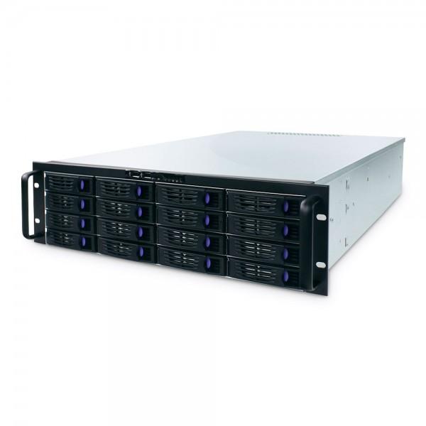 """FANTEC SRC-3168X07, 3HE, 19"""" Storagegehäuse ohne Netzteil, 688mm tief"""