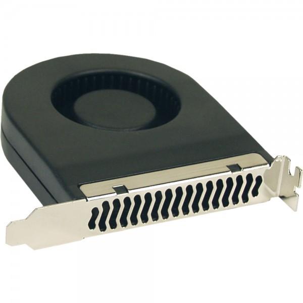 Titan TTC-003 System Cooler montiert auf Slotblech