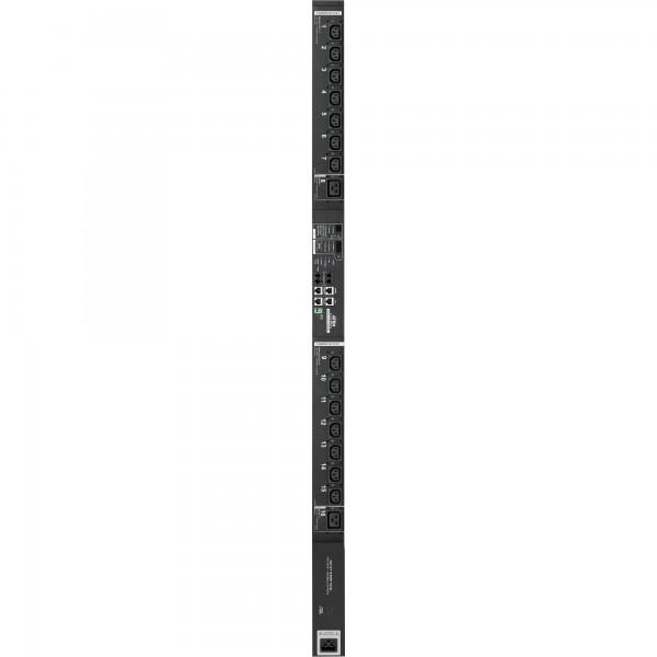 ATEN PE8216G Stromverteilung eco PDU, 14 Ausgänge C13 + 2x C19, Ausgangsmess- und -schaltfunktion