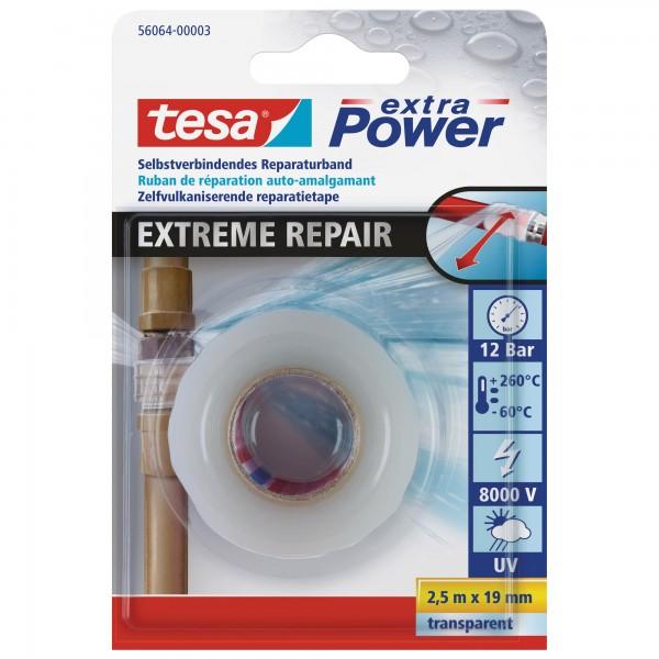tesa extra Power, extreme Repair, 2,5m:19mm, transparent