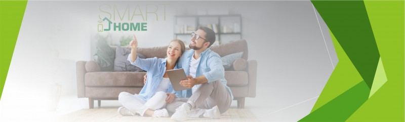 Smart Home Technik, Sensoren, Kameras