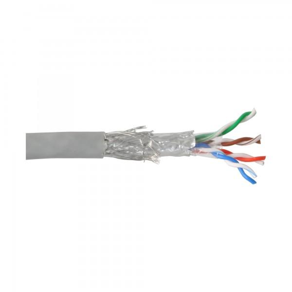 InLine® Verlegekabel, SF/UTP, Cat.5e, AWG24 CU, PVC, 500m