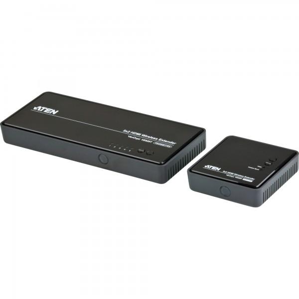 ATEN VE829 HDMI Wireless Matrix-Switch, schnurlose 5x2 HDMI-Umschaltung