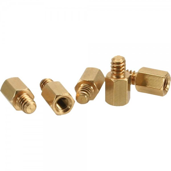 InLine® Abstandshalter Schraubenset, für Mainboards, 50-teilig