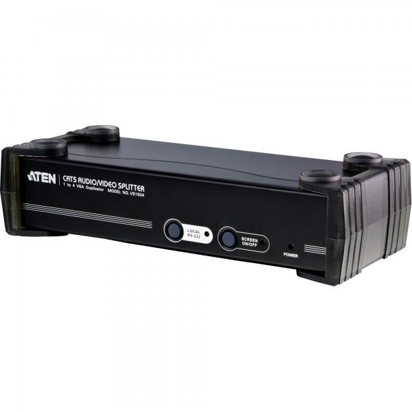 ATEN VS1508T Audio/Video-Transmitter, 8-fach über Cat.5, mit RS232