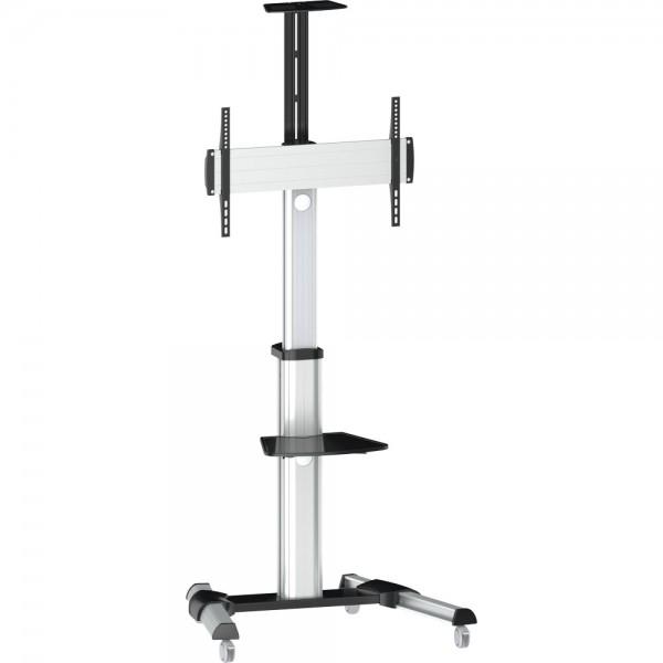 """InLine® TV-Wagen, Höhenverstellbar, für LED-TV 37""""-70"""" (94-178cm), max. 50kg"""
