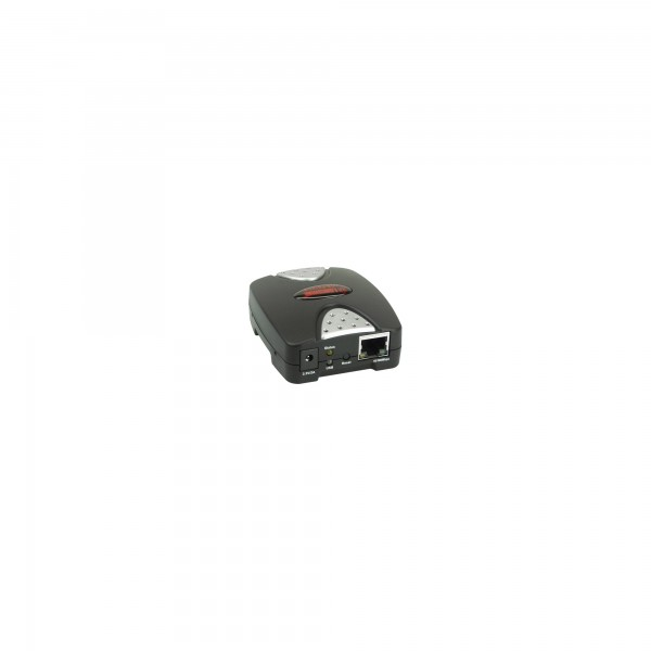 Longshine Printserver 100 Mbit/s 1x USB, LCS-PS101-B