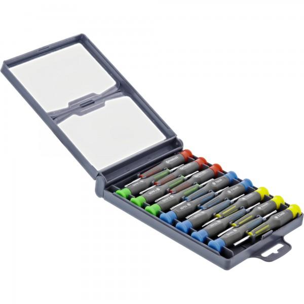 InLine® Präzisions-Schraubendreher-Set, 15-teilig