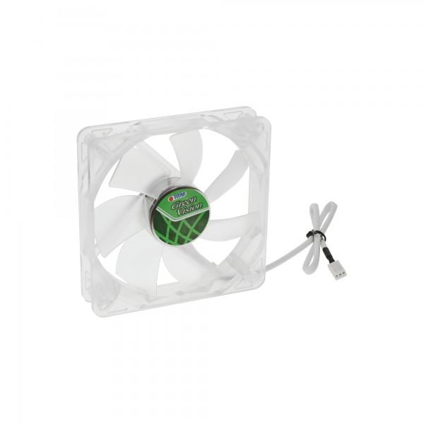 Titan TFD-12025GT12Z/V2(RB) Lüfter 120x120x25mm Green Vision