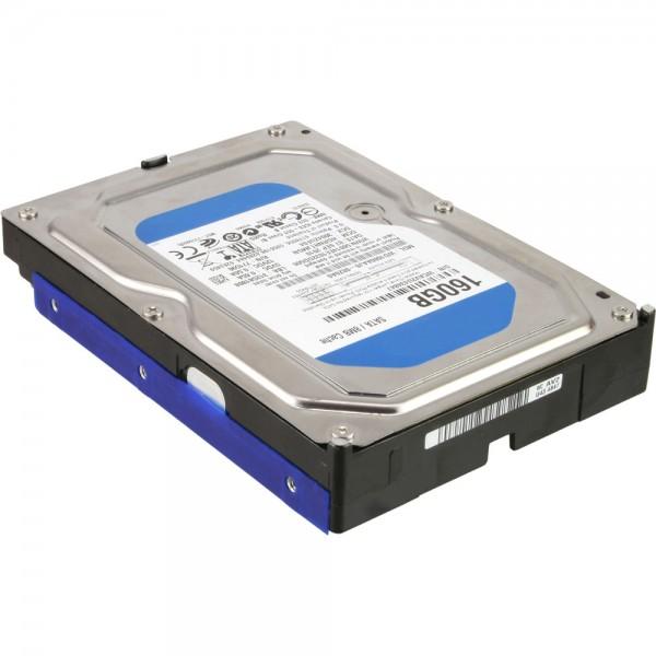 InLine® Silikon Unterlegschiene, zur Festplatten-Entkopplung (Antivibration)