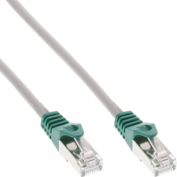 InLine® Crossover Patchkabel, SF/UTP, Cat.5e, grau, 10m