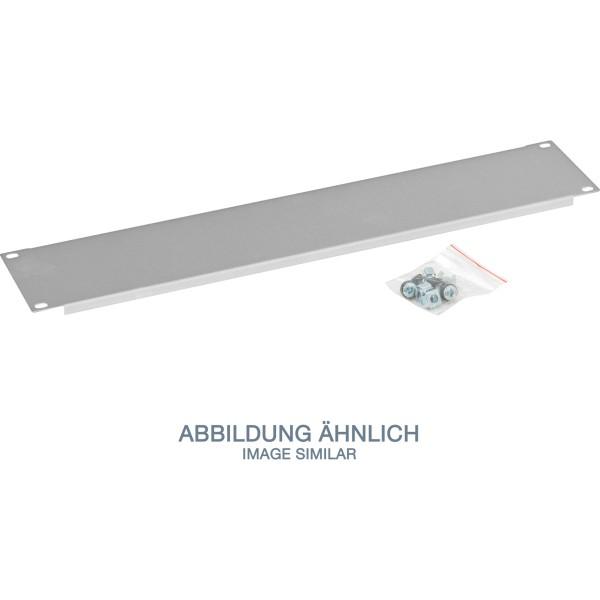 """Triton RAC-ZP-X01-C1 10"""" Blindplatte 1HE, grau"""