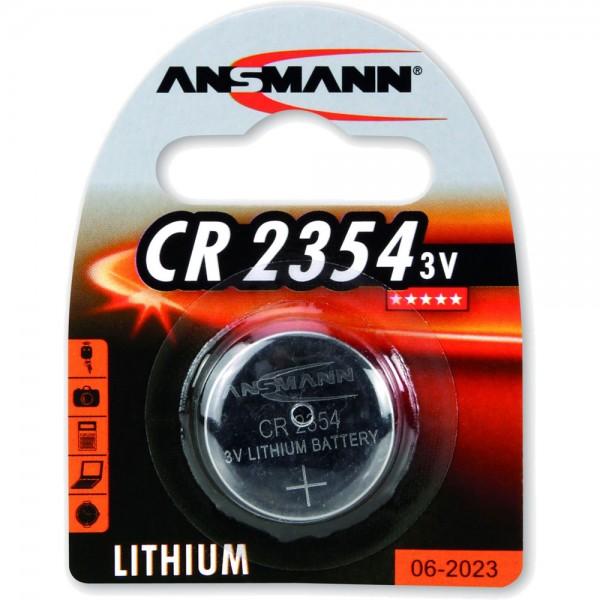 ANSMANN 1516-0012 Knopfzelle CR2354 3V Lithium