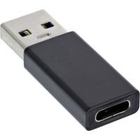 InLine® USB 3.2 Gen.1 Adapter, USB-A Stecker auf USB Typ-C Buchse