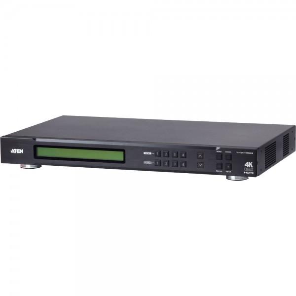 ATEN VM0404HB Video-Matrix Switch HDMI 4x4, True 4K / UHD