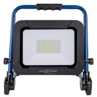 ANSMANN 1600-0402 Flex Akku-Arbeitsstrahler, 50 W, SMD LEDs, 4.500 Lumen