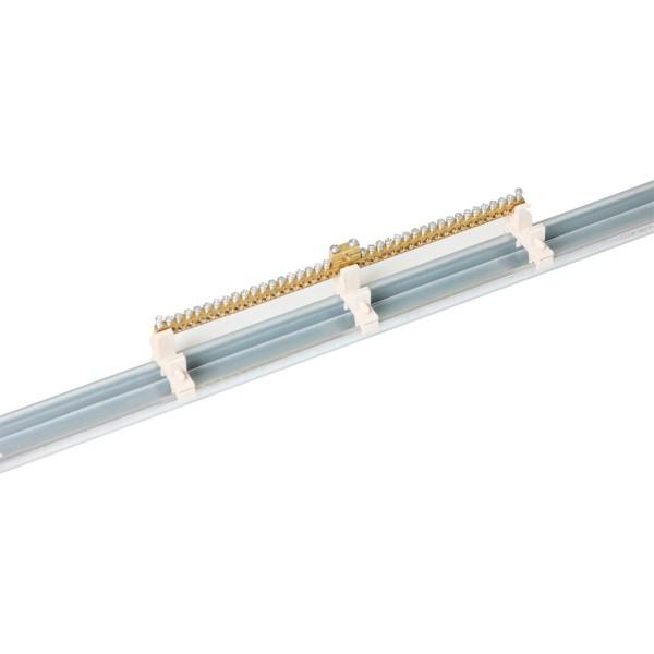 """Triton RAX-MS-X84-X1 Erdungsmodul für DIN-Leiste und 19"""" Vertikalen"""