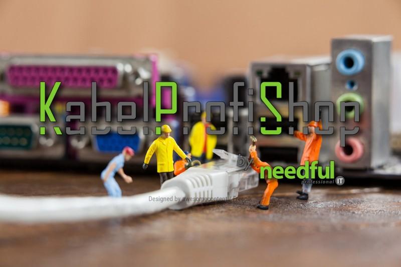 Kabel in bester Qualität, günstig und schnell!
