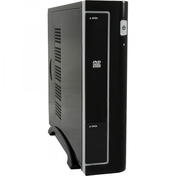 LC-Power LC-1370BII, Mini-ITX Gehäuse, internes 90W-Netzteil
