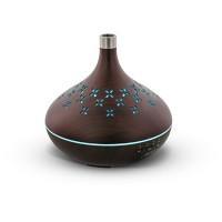 InLine® SmartHome Ultraschall Aroma Diffusor, Luftbefeuchter, Ambientelicht, Google Home und Amazon Alexa kompatibel