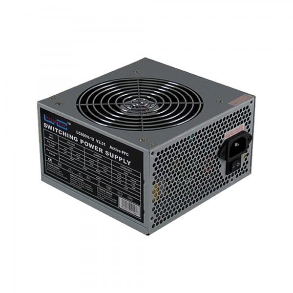 LC-Power LC600-12 V2.31, ATX-Netzteil Office-Serie, 450W, 80+ BRONZE