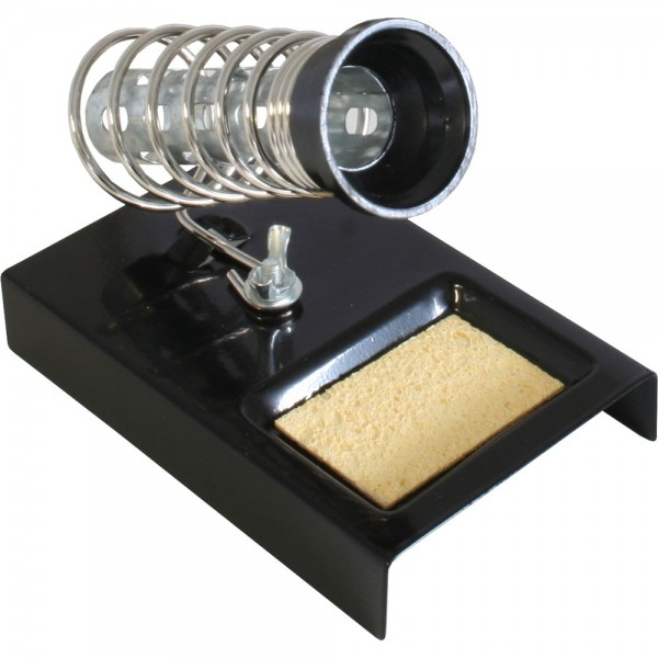InLine® Lötkolben-Ständer, mit Schwamm-Ablage