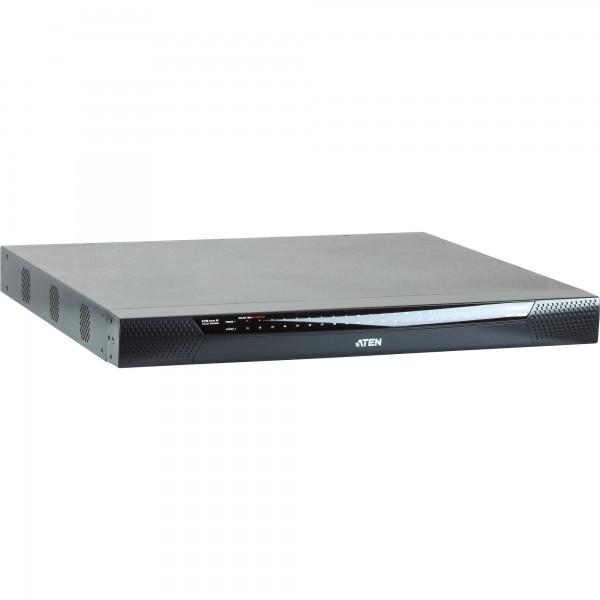 ATEN KN4140VA KVM-Over-IP-Switch 40-fach, DVI-I, USB, PS/2, Audio, Virtual Media