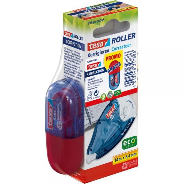 tesa Roller Korrigieren ecoLogo 4,2mm, 14m