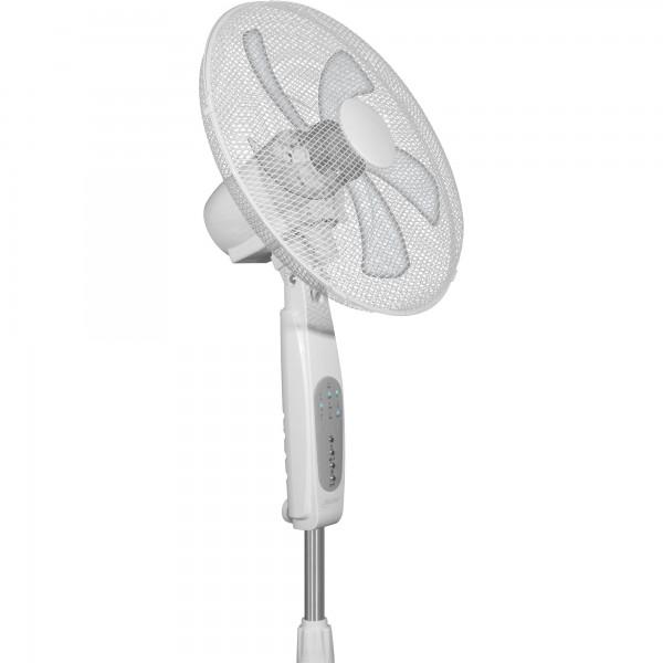 InLine® SmartHome Standventilator, weiß