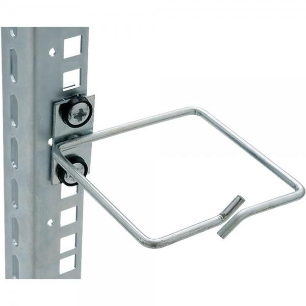 Kabelbügel, Metall, Triton RAX-D1-X88-X3, 80x80mm