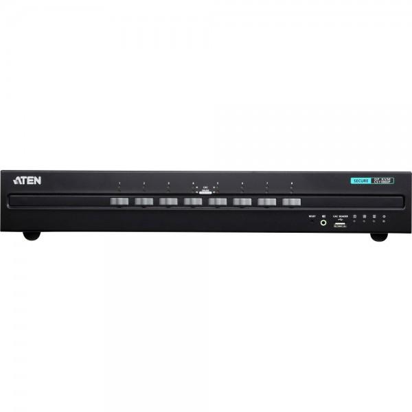 ATEN CS1188DP KVM Secure Switch, 8-fach, DisplayPort, USB, Audio