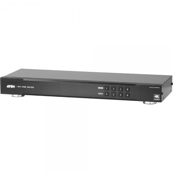 ATEN VM0404HA Video-Matrix Switch HDMI 4x4, 4K