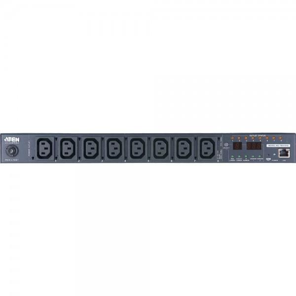 "ATEN PE6108G 19""-Stromverteiler eco-PDU, 8 Ausgänge C13"