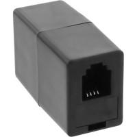 InLine® Modular Kupplung, RJ10 4P4C Buchse / Buchse