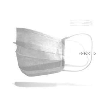 Mund-Nasen-Maske (Gesichtsmaske) (10er Pack)