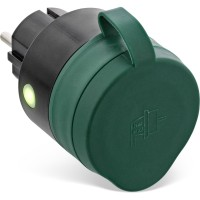 InLine® SmartHome Steckdose Outdoor IP44