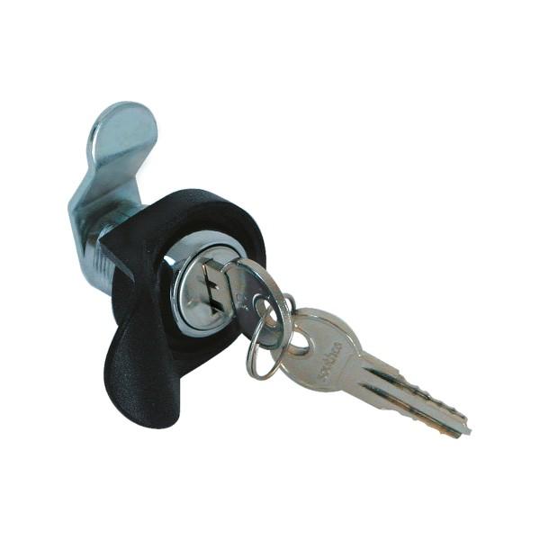 Triton RAX-MS-X07-X1 Schloß für Wandverteiler gleichschließend inkl. 2 Schlüssel