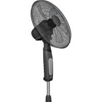 InLine® SmartHome Standventilator, schwarz