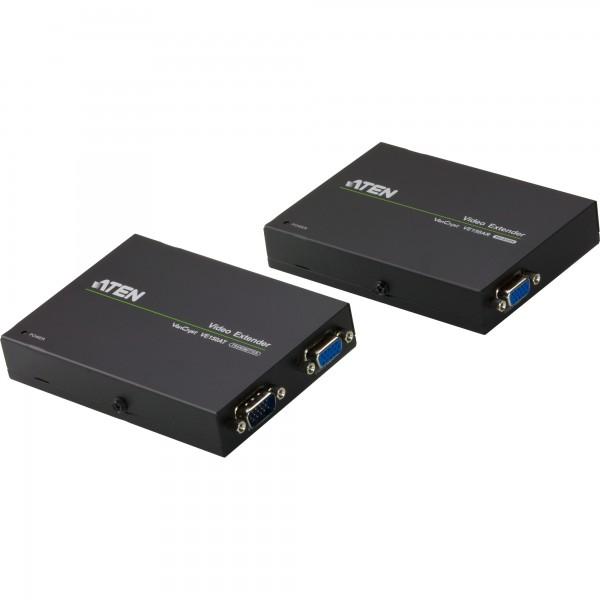 ATEN VE150A Video-Extender, VGA-Verlängerung über Cat.5e, max. 150m