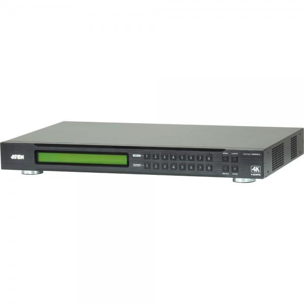 ATEN VM0808HA Video-Matrix-Switch HDMI 8x8 Umschalter, 4K