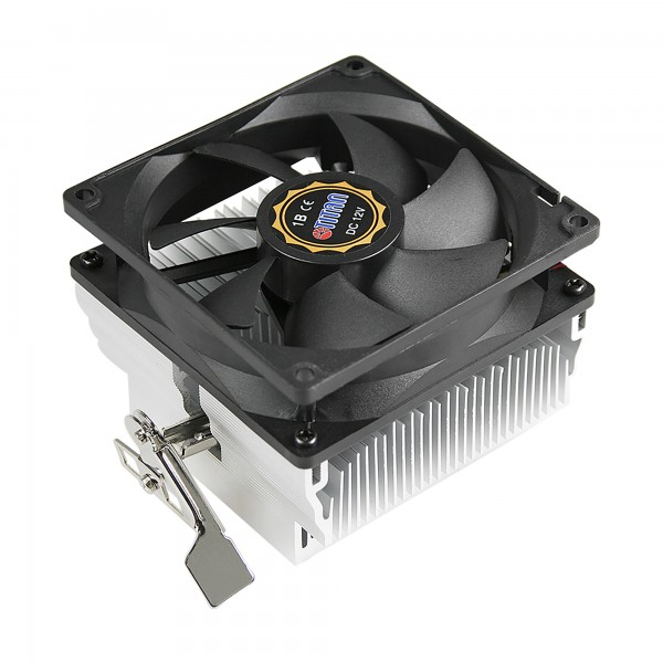 Titan DC-K8M925B/CU35 CPU-Kühler für AMD Sockel AM2+/AM2/940/939/754