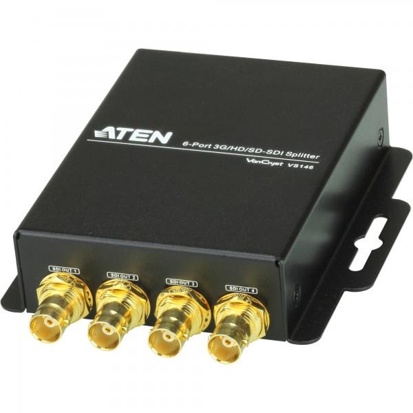 ATEN VS146 Video-Splitter 3G-SDI 6-Port-Verteiler