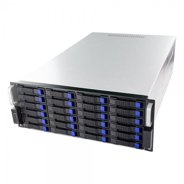 """FANTEC SRC-4240X07, 4HE 19""""-Storagegehäuse ohne Netzteil, 680mm tief"""