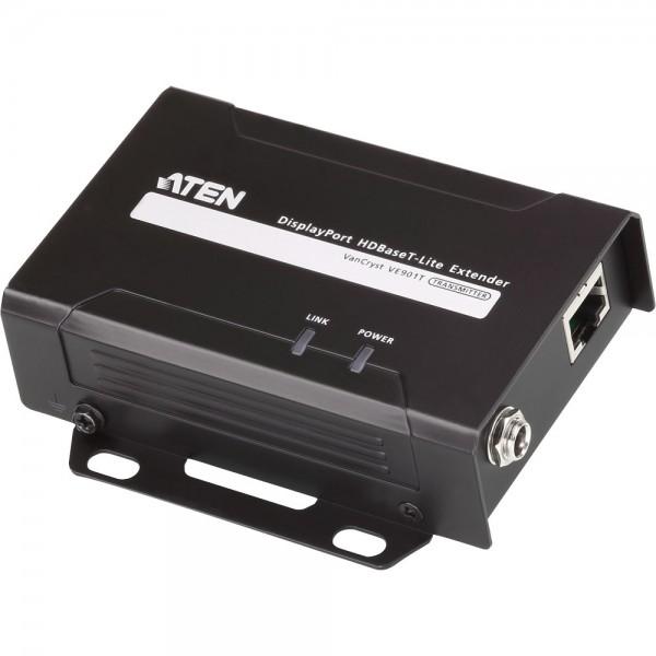 ATEN VE901T Video-Extender DisplayPort HDBaseT-Lite, Transmitter, nur Sendeeinheit