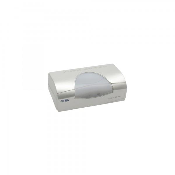 ATEN VS291 Monitor-Umschalter S-VGA 2-fach elektronisch