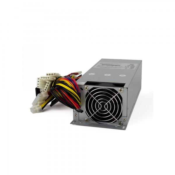 FANTEC NT-2U60E, 600W ATX/EPS für 2, 3 HE Gehäuse