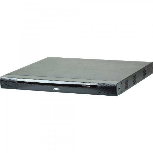 ATEN KN4116VA KVM-Over-IP-Switch 16-fach, DVI-D, USB, PS/2, Audio, Virtual Media