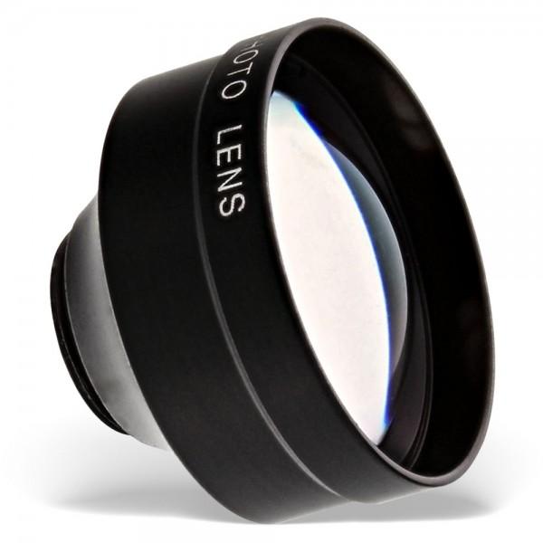 InLine® Smartphone Aufsteck-Objektiv Tele 3x
