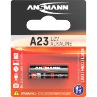 ANSMANN 5015182 Alkaline Batterie A23, 12V